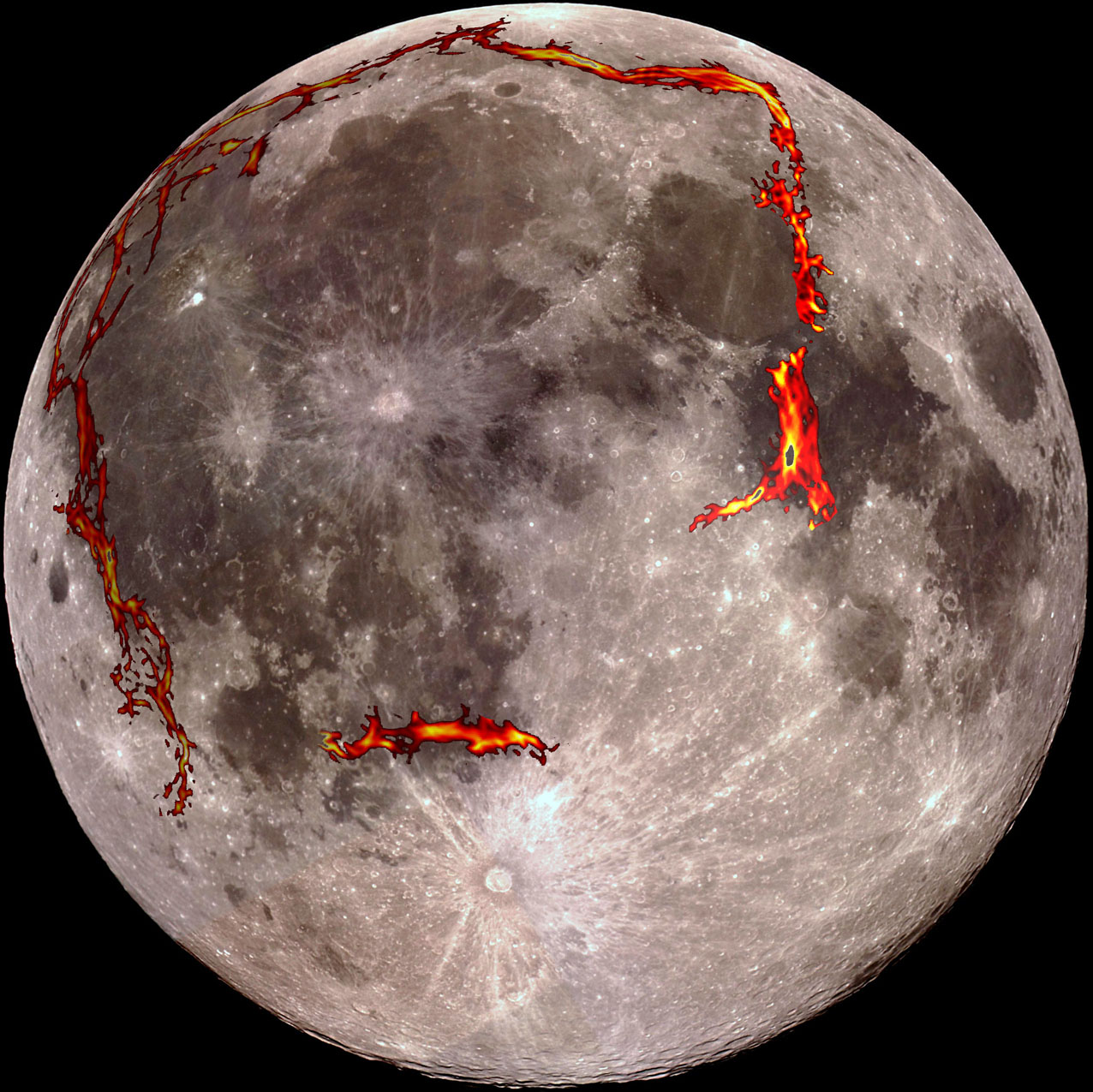 "Unearthing Moon's ""Ocean of Storms"""