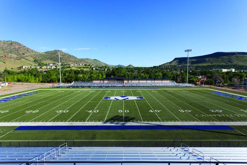 Rebuilding the West's Oldest Football Stadium