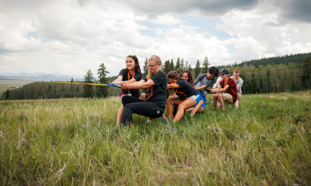 Oredigger Camp: A new first-year tradition at Mines